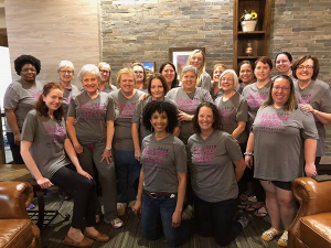 Read more about the article October 2019 GAMQG Retreat
