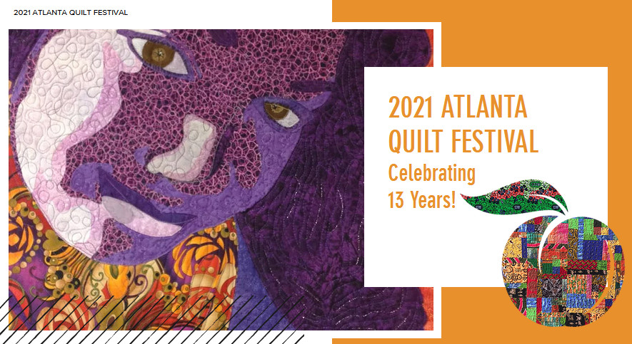 Read more about the article 2021 Atlanta Quilt Festival